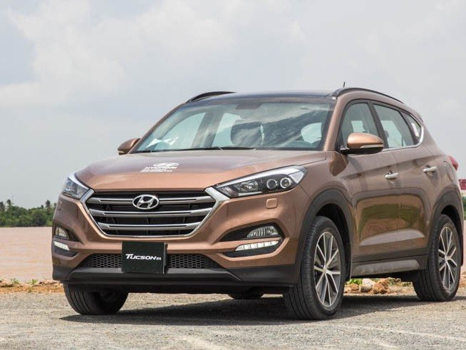 Hyundai Tucson 2016.