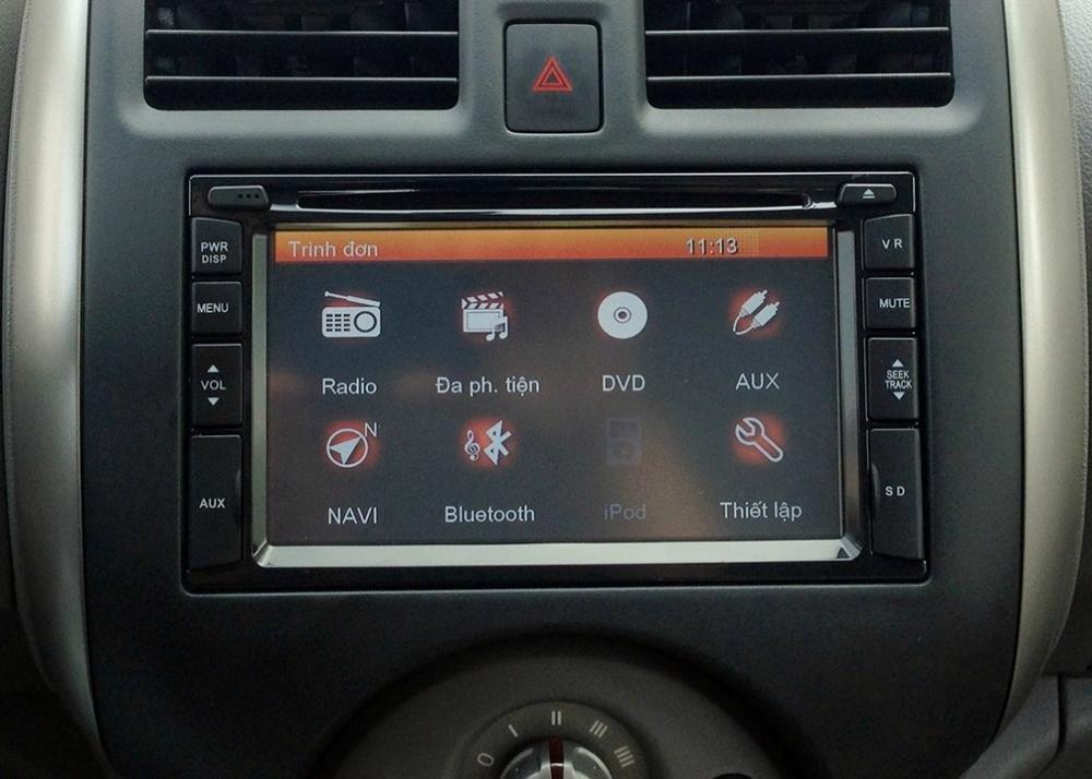 Bán xe mới 100% Nissan Sunny đời 2015, giá tốt-2