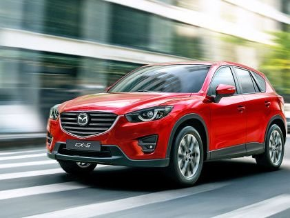 So sánh xe Kia Sportage 2016 và Mazda CX-5 5