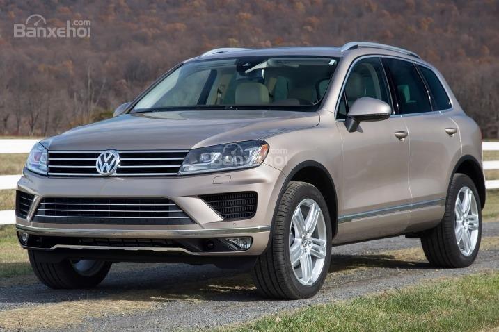 Đánh giá xe Volkswagen Touareg 2016: Động cơ mạnh mẽ, thiết kế tinh tế.