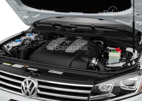 Đánh giá xe Volkswagen Touareg 2016: Xe có nhiều biến thể động cơ