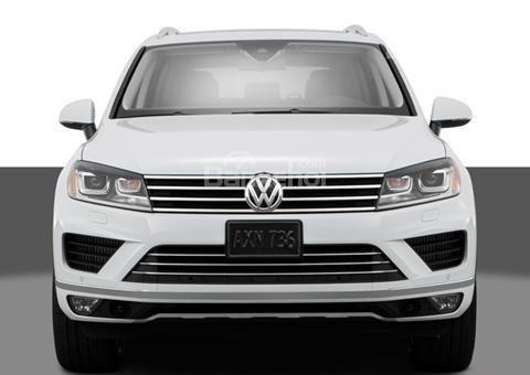 Đánh giá xe Volkswagen Touareg 2016: Tuy nhiên vẫn còn một số điểm chưa thực sự thuyết phục.