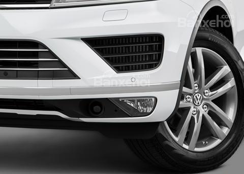 Đánh giá xe Volkswagen Touareg 2016: Hút gió lớn