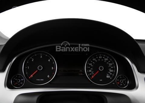 Đánh giá xe Volkswagen Touareg 2016: Tích hợp nhiều đèn cảnh báo