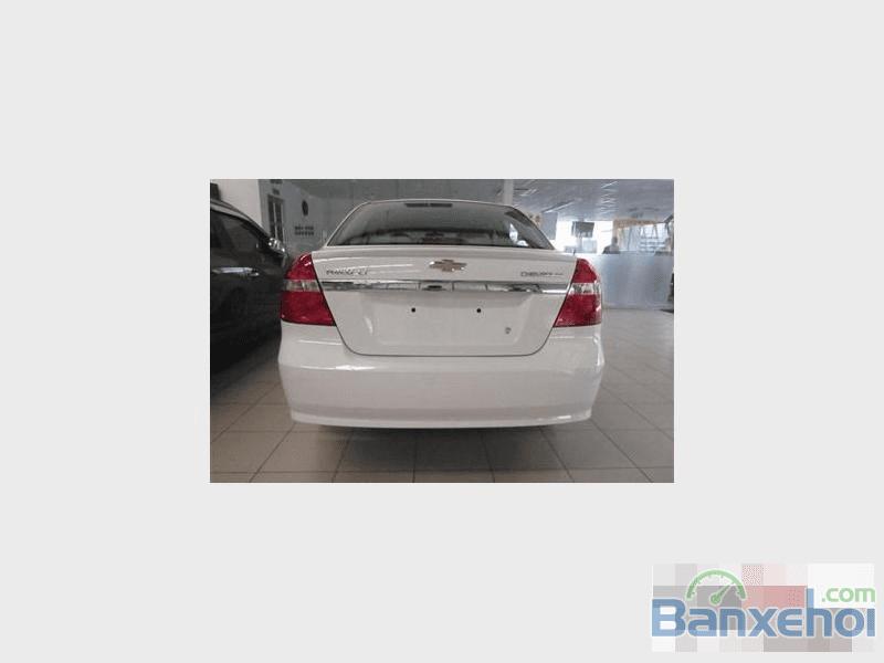 Bán ô tô mới 100% Chevrolet Aveo đời 2016, màu trắng, giá cạnh tranh-5