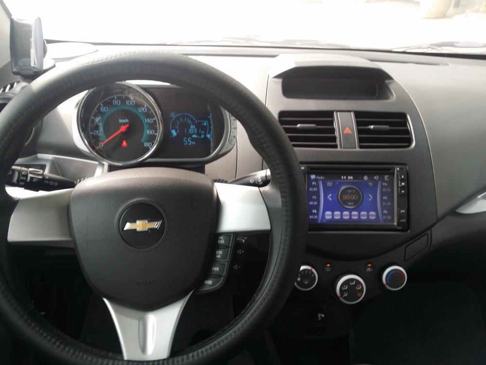 Chevrolet Spark LTZ cuối 2014, giá tốt-1