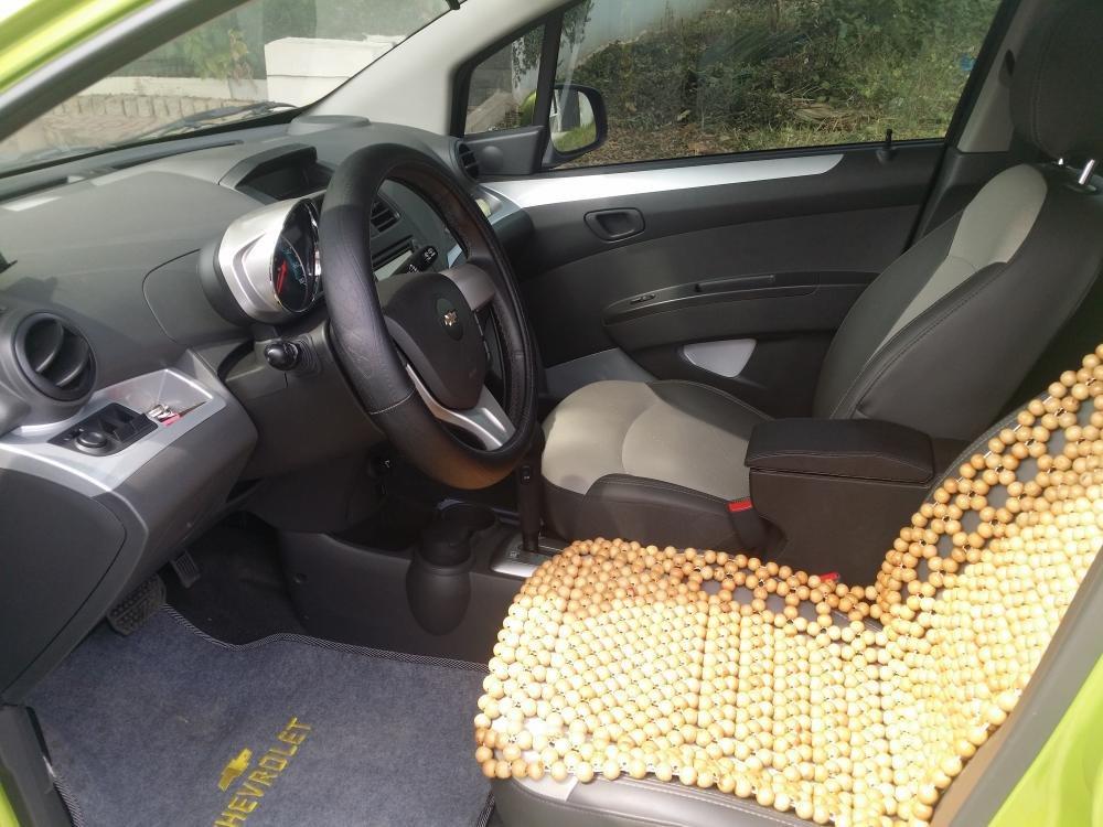 Chevrolet Spark LTZ cuối 2014, giá tốt-3