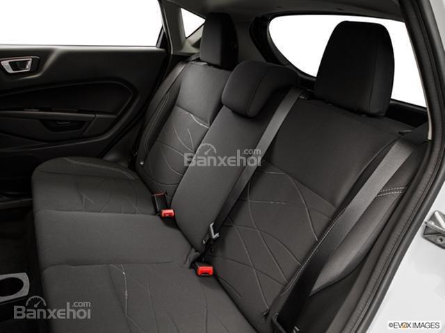 Ford Fiesta Hatchback 2015.