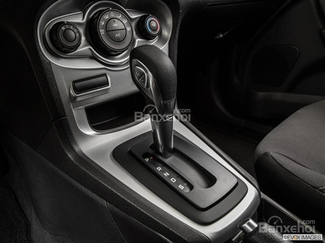 Ford Fiesta Hatchback 2015
