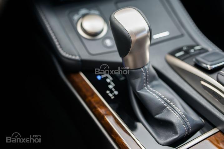 Đánh giá xe Lexus ES 350 2016: Thiết kế ốp gỗ đối với một số chi tiết