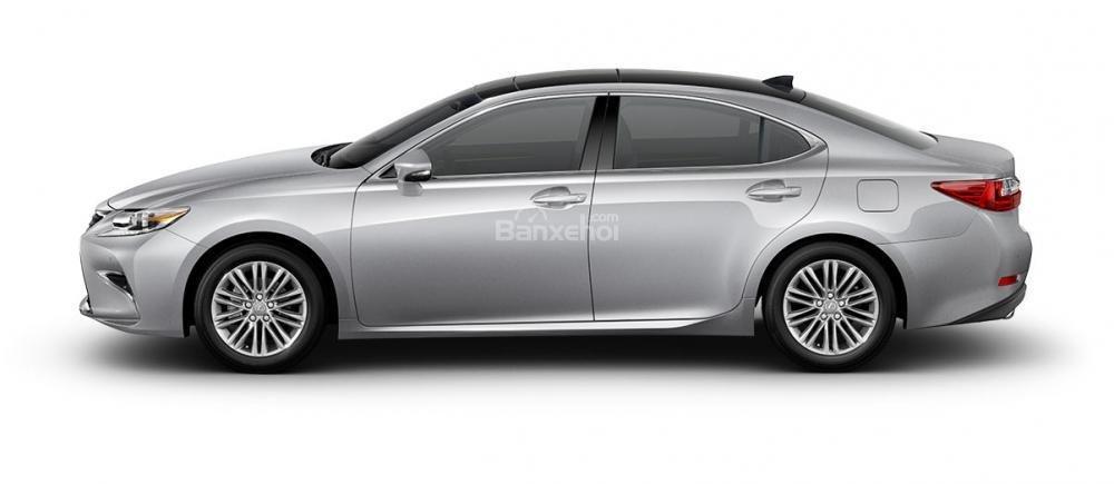 Đánh giá xe Lexus ES 350 2016: Hiệu suất của xe được tăng cao