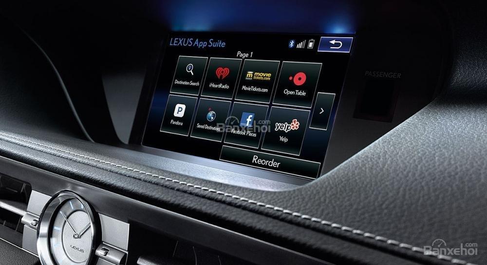 Đánh giá xe Lexus ES 350 2016: Hay gây bối rối cho người dùng.