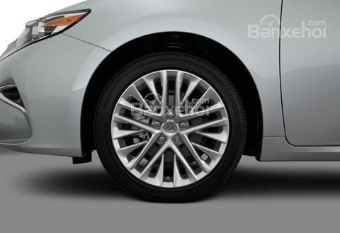 Đánh giá xe Lexus ES 350 2016: Có 3 tùy chọn