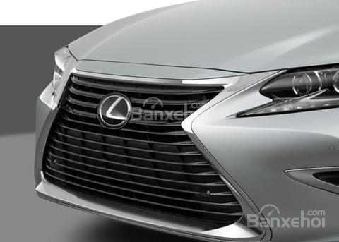 Đánh giá xe Lexus ES 350 2016: Thiết kế đặc trưng của hãng