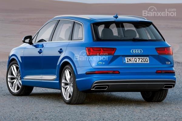 Đánh giá xe Audi Q7 2017.