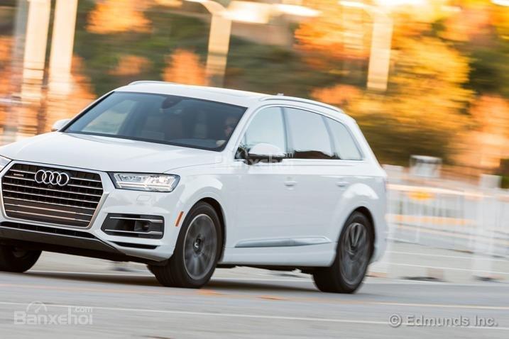 Đánh giá xe Audi Q7 2017
