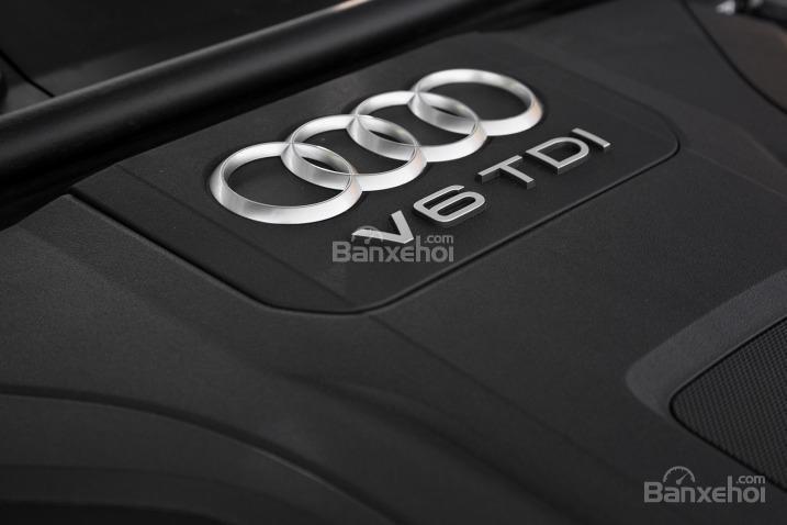 động cơ Audi Q7c.