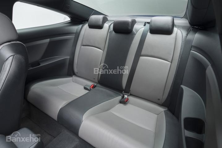 Nội thất Honda Civic 2016d.