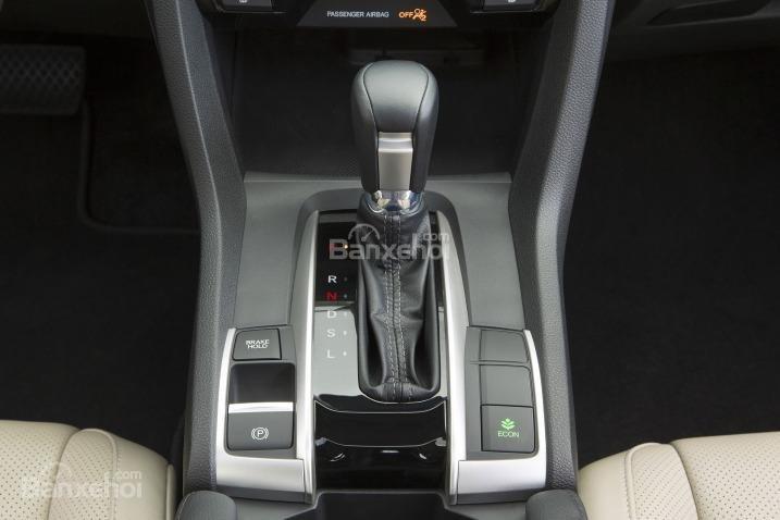 Nội thất Honda Civic 2016b.