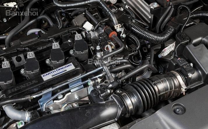 Động cơ Civic 2016a.