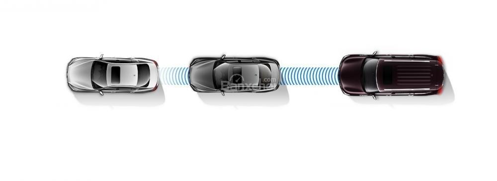 Đánh giá xe Infiniti QX80 2016: Tăng độ an toàn khi di chuyển