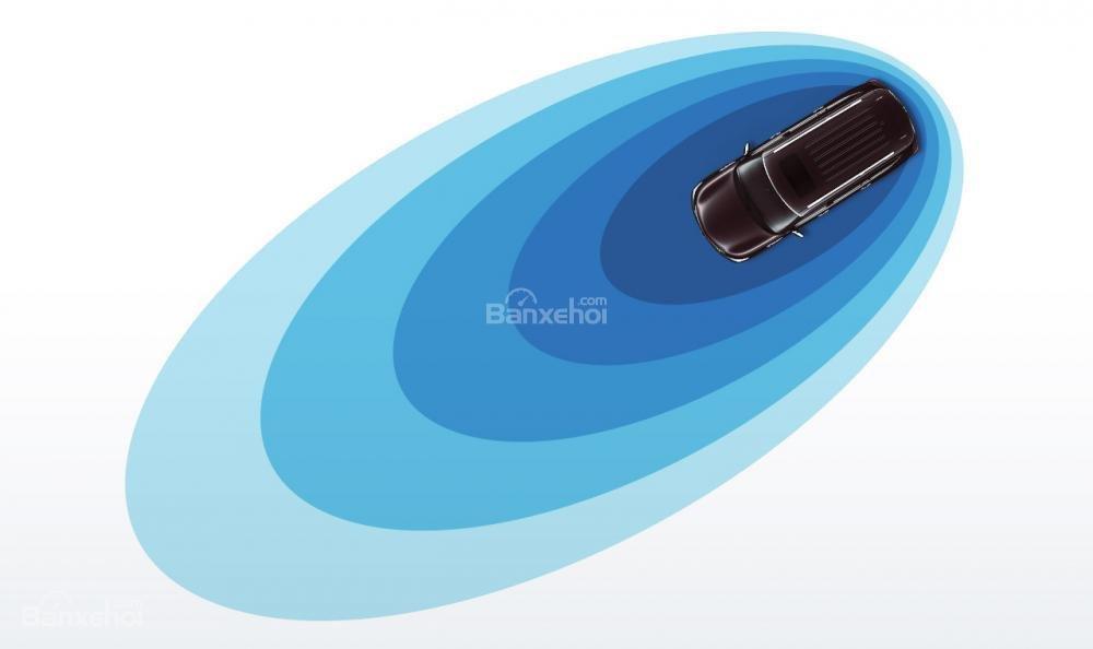 Đánh giá xe Infiniti QX80 2016: Như túi khí bên rèm, túi khí phía trước