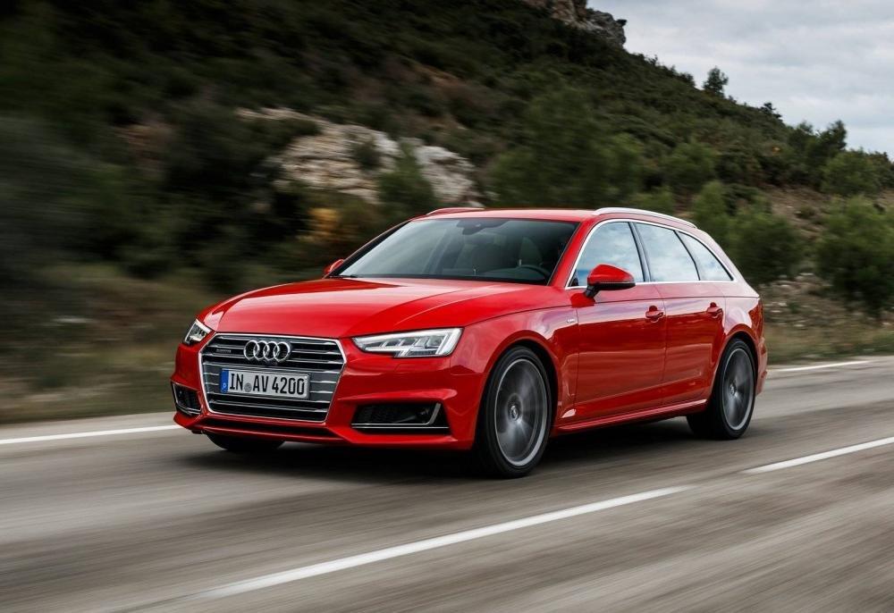 Thân xe Audi A4 Avant 4