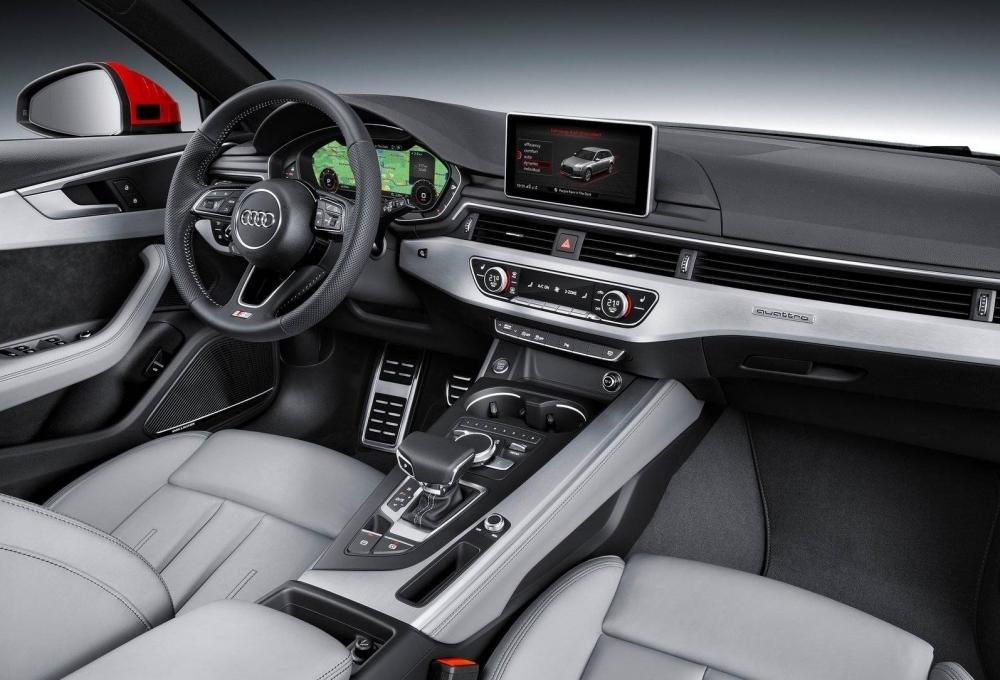 Nội thất Audi A4 Avant 1