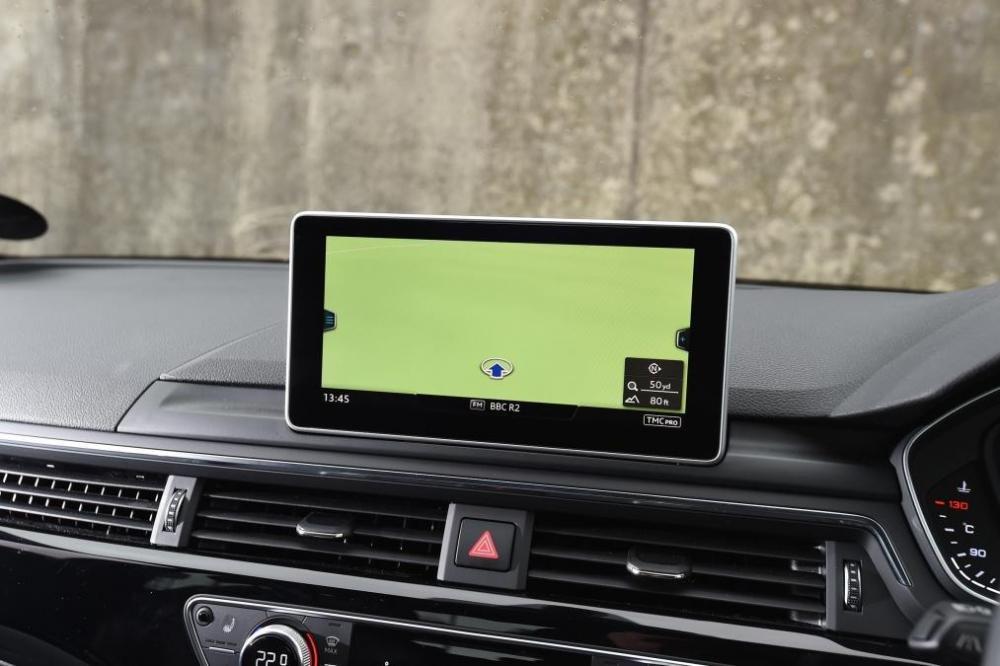 Tiện nghi Audi Avant 1