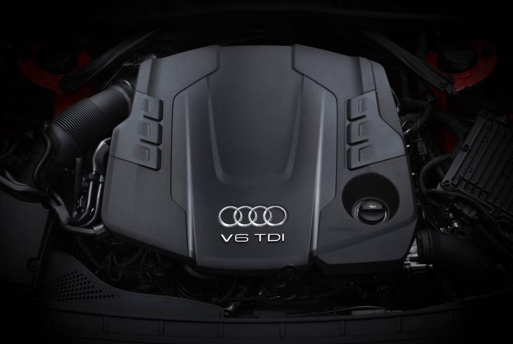 Vận hành Audi A4 Avant 1