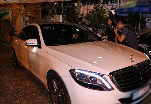 Mercedes-Benz S400l 2015