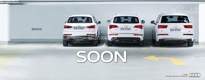 Hình ảnh Audi Q mới được chia sẻ trên Facebook chính thức của Nissan.