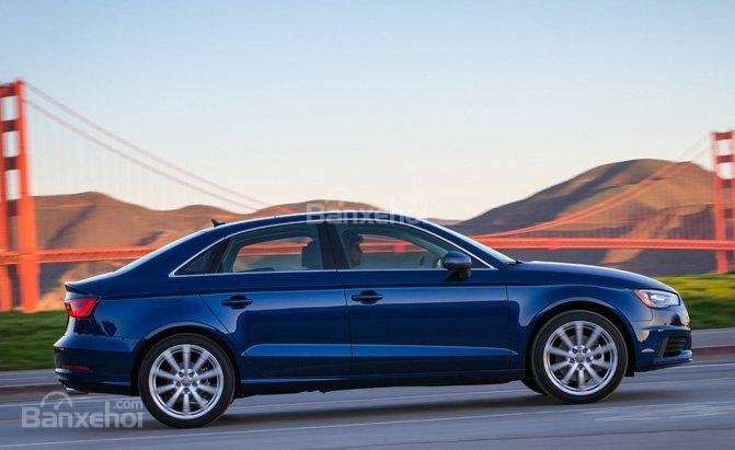 2016 Audi A3.