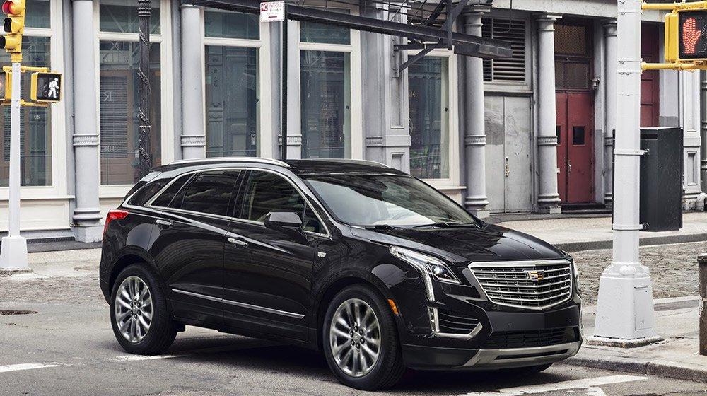Cadillac XT5 2017 công bố giá bán chính thức.