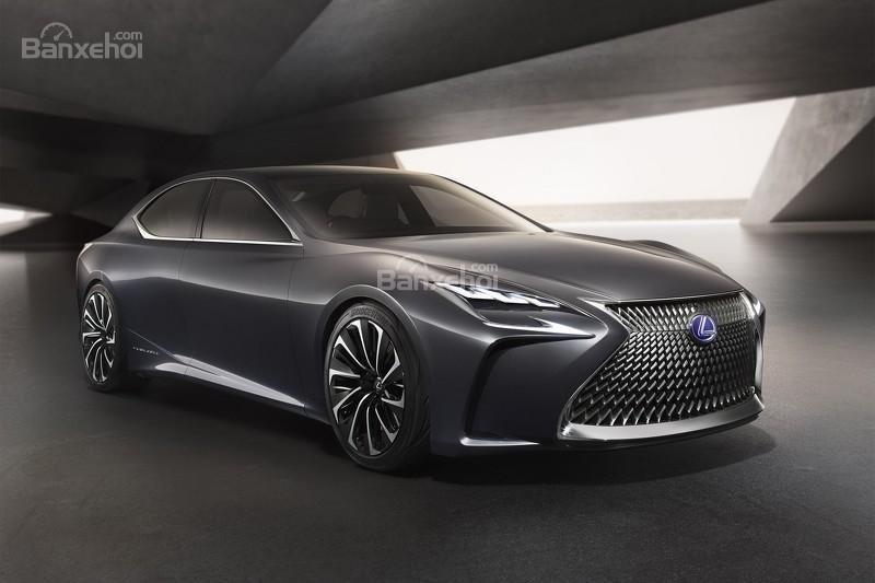 Lexus LS sẽ sở hữu nội thất hấp dẫn hơn tất cả các mẫu xe trước đây của Lexus.