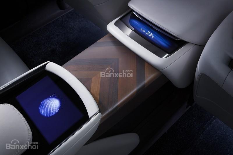 hình ảnh của concept Lexus LF-FC A1.
