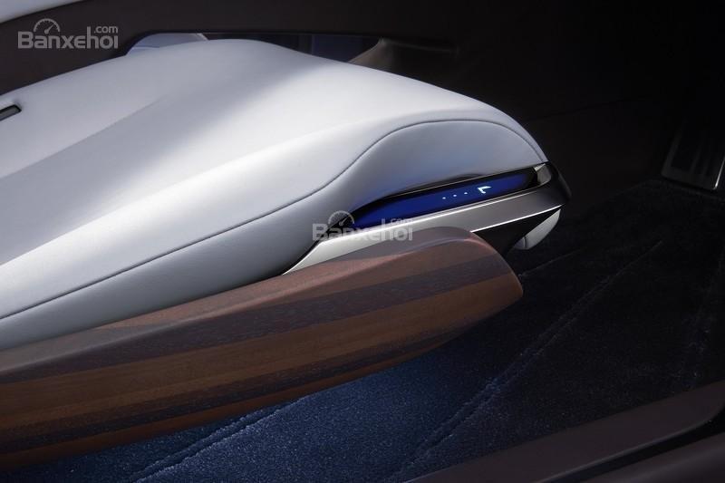 hình ảnh của concept Lexus LF-FC A2.