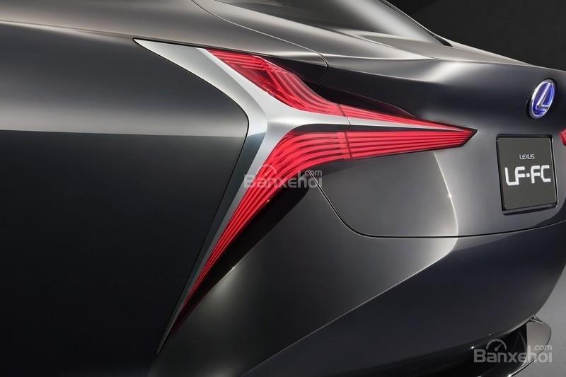 hình ảnh của concept Lexus LF-FC A1..