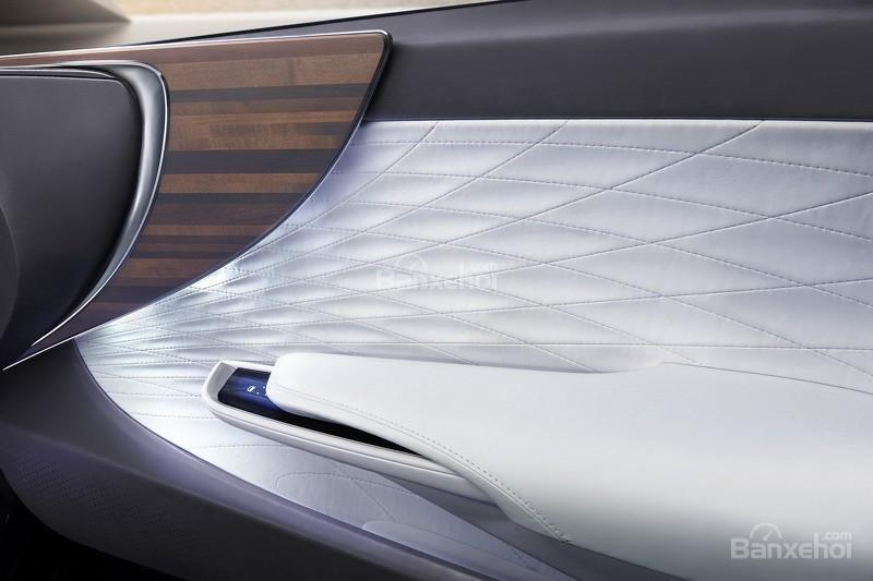 hình ảnh của concept Lexus LF-FC A1B.
