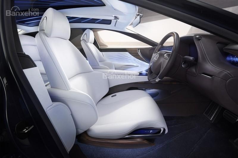 hình ảnh của concept Lexus LF-FC 2B,