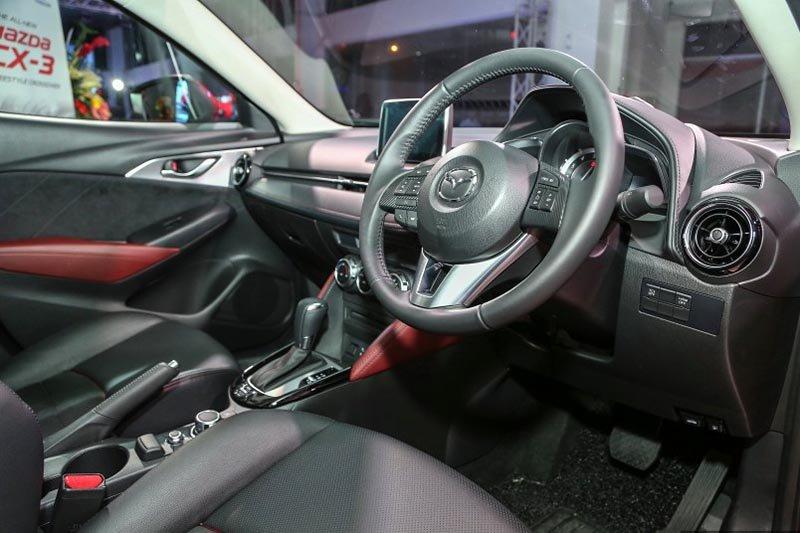 Mazda CX-3 tại Malaysia a4.