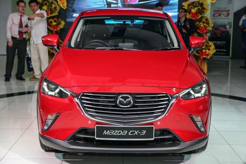 Mazda CX-3 tại Malaysia a2.