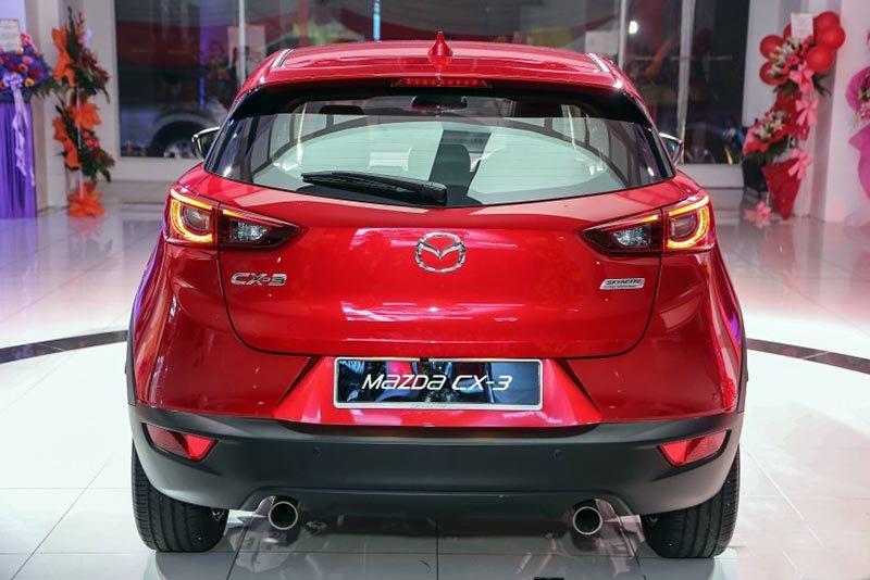 Mazda CX-3 tại Malaysia a3.