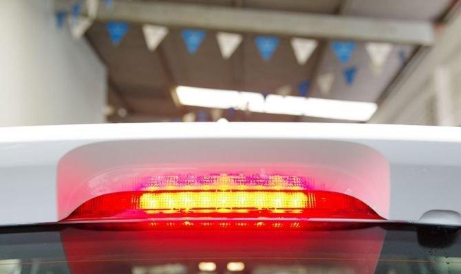 Đèn báo phanh của Mazda CX-5 2014.