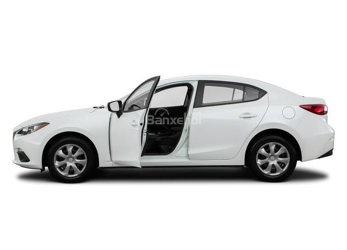 Đánh giá xe Mazda 3 2016 phần đầu xe 4