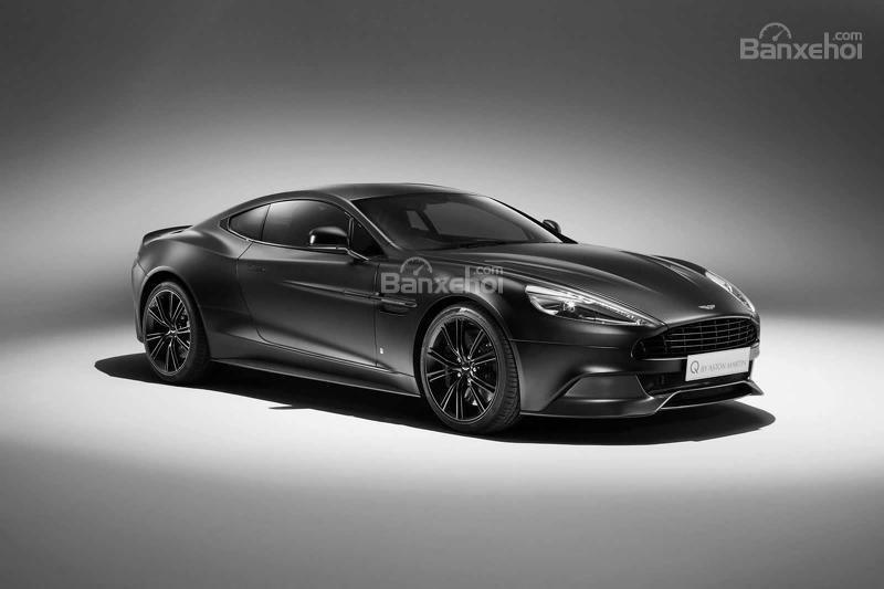 Mẫu xe thay thế Aston Martin Vantage và Vanquish sẽ đến trước năm 2018.