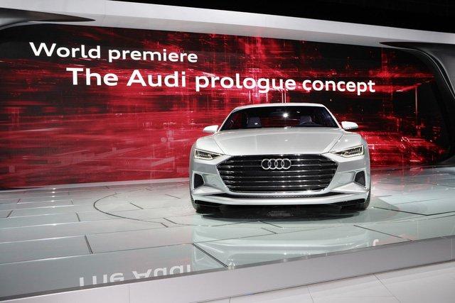 Cận cảnh Audi A1 thế hệ mới dựng 3D 1