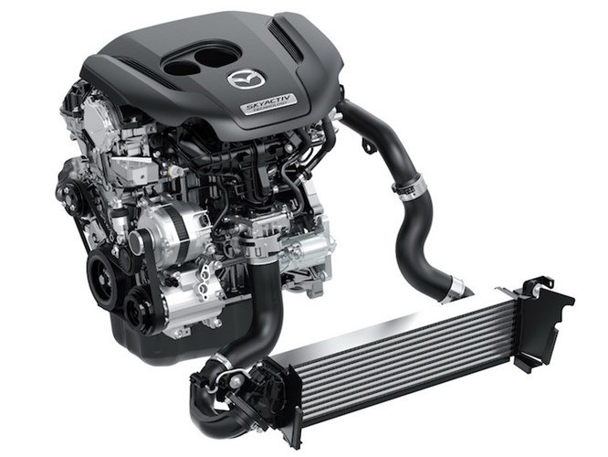 Khám phá những điểm hấp dẫn trên Mazda CX-9 thế hệ mới 6