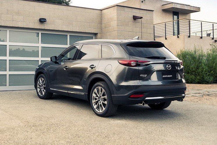 Khám phá những điểm hấp dẫn trên Mazda CX-9 thế hệ mới 2