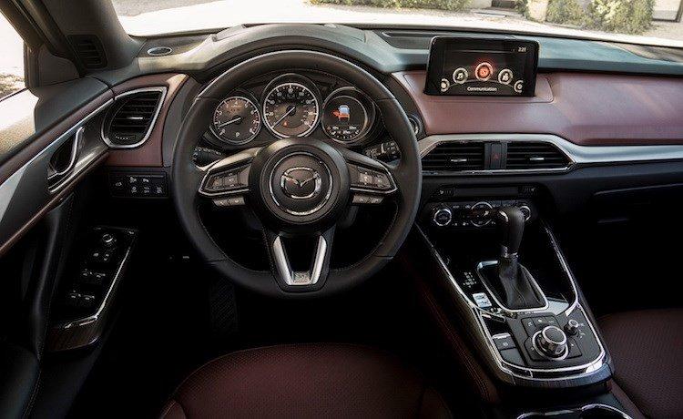Khám phá những điểm hấp dẫn trên Mazda CX-9 thế hệ mới 3